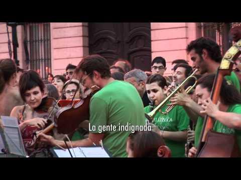 Madrid que bien resiste. Canciones para una acampada en Sol.