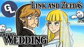 Link and Zelda's Wedding