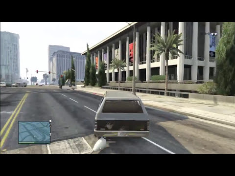 BOMBA NUCLEAR GTA 5 MOD: EXPLOSION BOMBA ATOMICA GTA V MOD