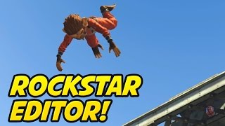 Creating Magic in the Rockstar Editor! GTA 5 PC Walkthrough Guide