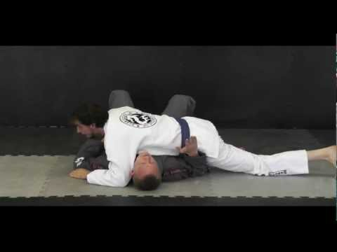 Triangle Choke from Bottom Cross Side Control (HD  720 p format) Image 1