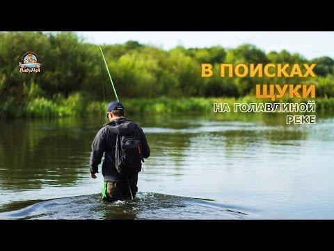 охота и рыбалка щука на малых реках