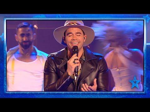 Daniel Huen se atreve con un TEMA PROPIO | Semifinal 3 | Got Talent España 2019