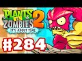 Plants vs. Zombies 2: It's About Time - Gameplay Walkthrough Part 284 - Tiki Torch-er! (iOS)