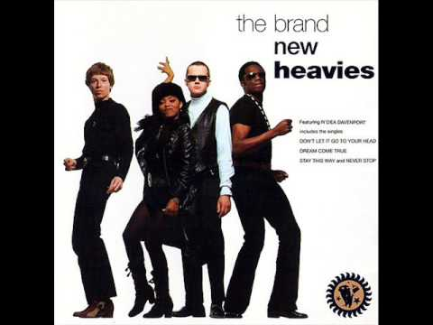 The Brand New Heavies - Never Stop (Remix Single Edit)