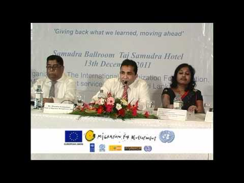 Eu Un Jmdi National Event - Sri Lanka Video Part 4 video