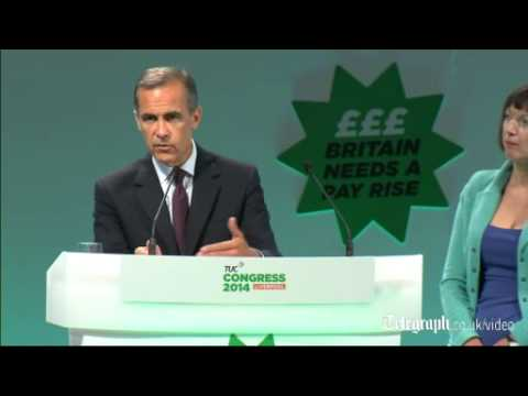 Mark Carney: Currency union incompatible with sovereignty