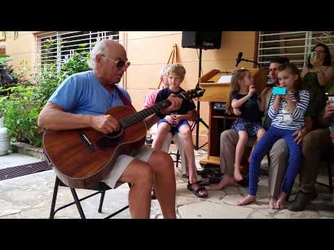 Jimmy Buffett - Havana Daydreamin