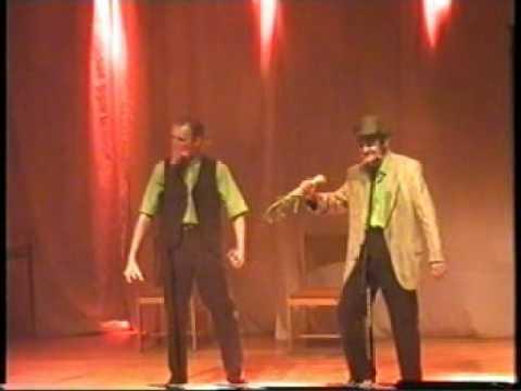 Kabaret z Konopi - Powitanie