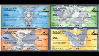 Check Designs Bank Of America | Personal Check Supplies