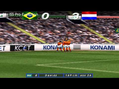 Winning Eleven 4 - ISS Pro Evolution - Top 10 Play 1