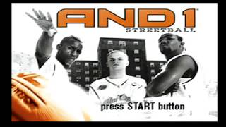 AND 1 Streetball -- Gameplay (PS2)