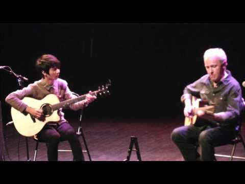 (2012 France Tour) Mr. Picking - Michel Haumont and Sungha Jung