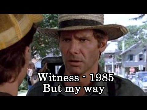 the relationship between john book and rachel lapp Itself, or the relationship of the film viewer to the picture mov- ing on the screen   the amish widow rachel lapp (kelly mcgillis) leaves the kitchen, observed  through the window from the backyard by john book (harrison ford) the.