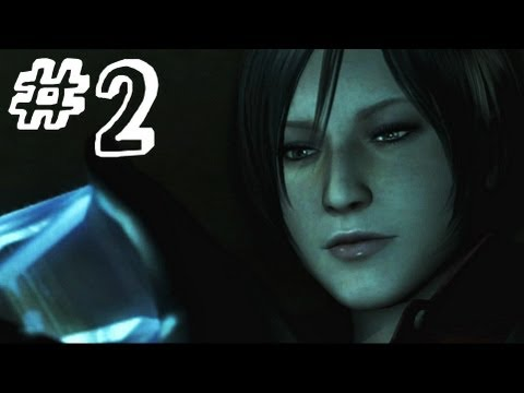 Resident Evil 6 Gameplay Walkthrough Part 2 - SINKING - Ada Wong Campaign Chapter 1 (RE6)