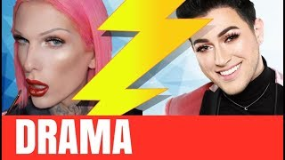 JEFFREE STAR DISSES MANNY MUA MAKEUP