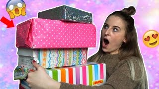 XXL AUSPACKVIDEO 😱😍  FETTES UNBOXING!