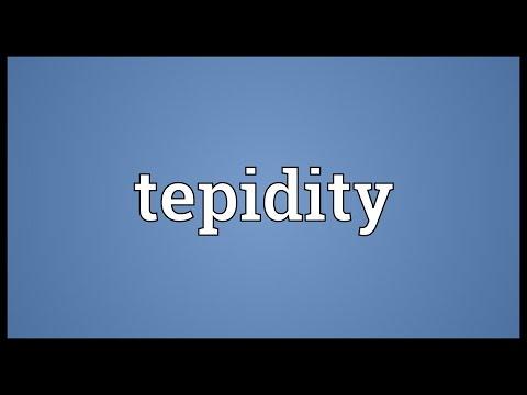 Header of tepidity