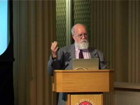 Daniel Dennett: Breaking the Spell - Religion as a Natural Phenomenon