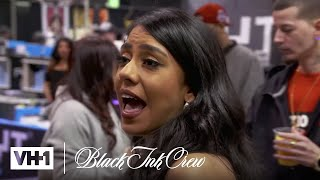 Lily & Adriana Have It Out at the Tattoo Convention | Black Ink Crew: Chicago