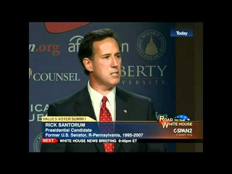 Lies: Santorum claims Obama ordered military chaplains to perform gay weddings