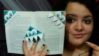 Diy: Bookmark Monsters!