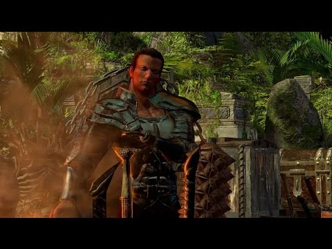 Path of Exile - Leo Redmane, Master of the Arena Trailer