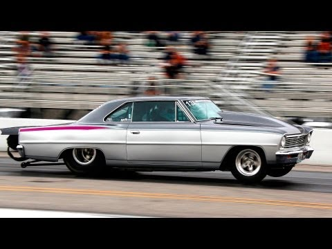 HOT ROD Drag Week is the world's most brutal test of a real street/strip car, requiring the cars to drive 1200-plus miles in one week while racing five days...
