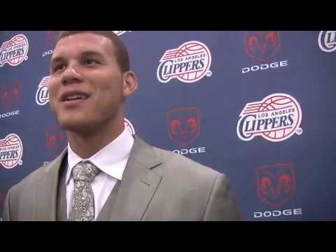 blake griffin family photo. Blake Griffin and Eric Gordon,
