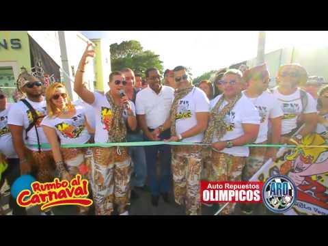 Rumbo al Carnaval Carabana Panitas