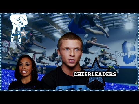 Cheerleaders Ep. 3: New Boy in Town