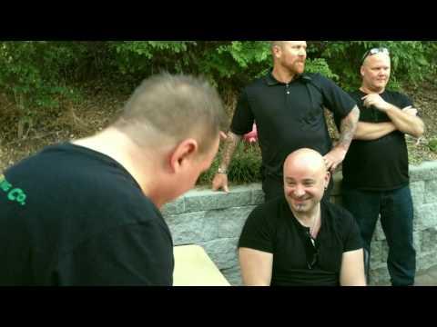 Disturbed - Backstage Magic Tricks