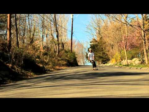 Longboarding: New Yoke Weekend