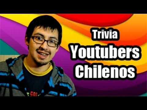 Trivias chilenito pregunta #6 - Youtubers Chilenos