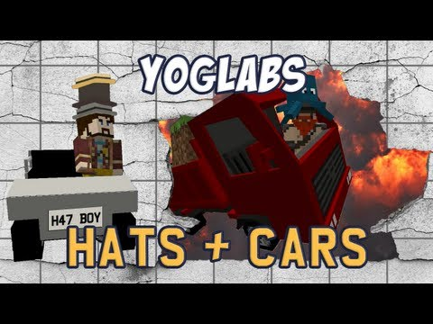 Minecraft Mods - Hats Mod - YogLabs Music Videos