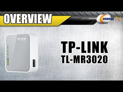 Newegg TV: TP-LINK Wireless N Router Overview