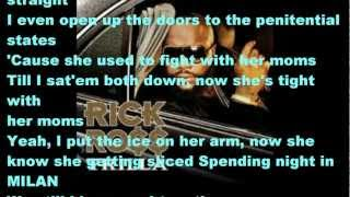 Watch Rick Ross Here I Am video