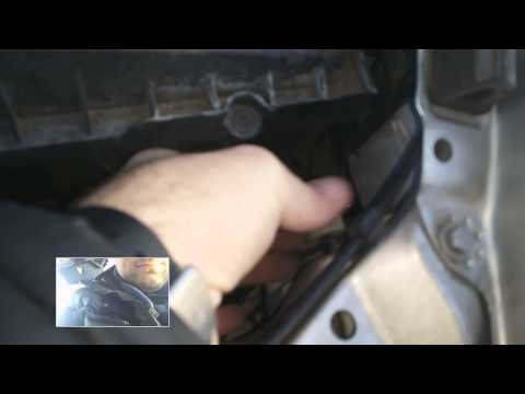 How to Replace Skoda Octavia II. headlight bulb