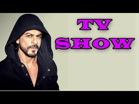 Shahrukh Khan back to small screen