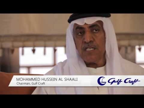 Interview of Mohammed Alshaali, Chairman of Gulf Craft