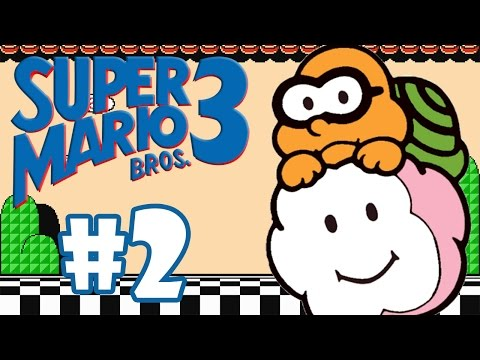 SUPER MARIO BROS 3 #02 - SOL DO DANONINHO
