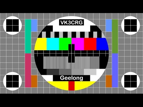 Digital Amateur TV Via VK3RTV