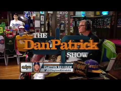 Clayton Kershaw on The Dan Patrick Show (Full Interview)