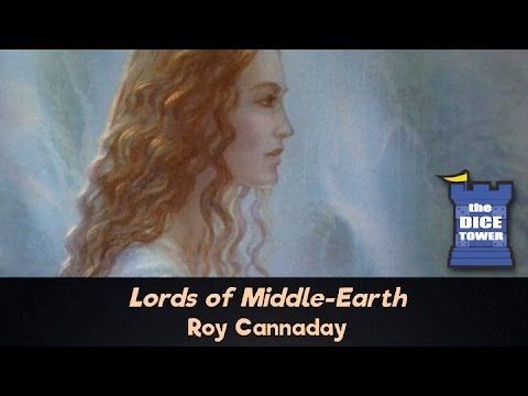 War Of The Ring: Lords Of Middle-Earth Review - With Roy Cannaday