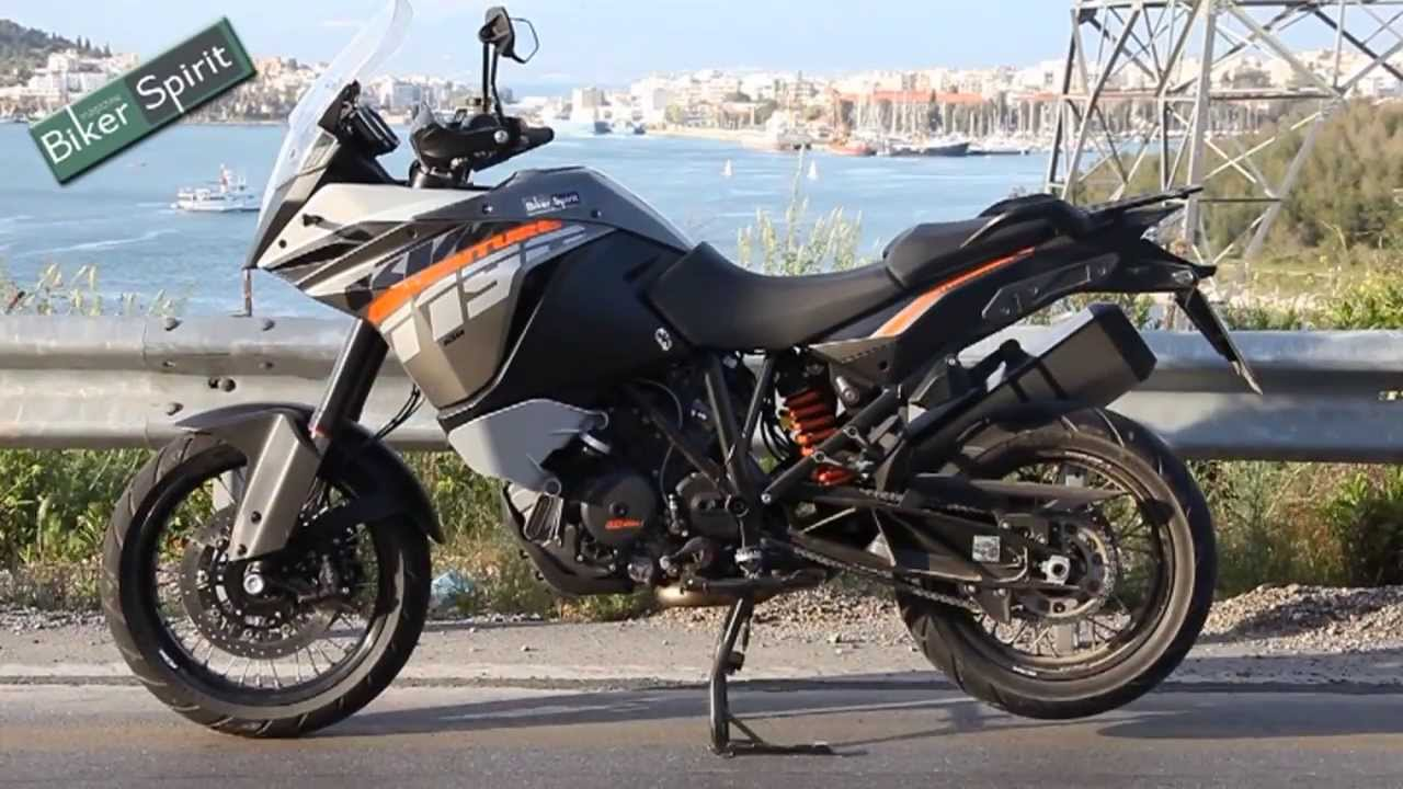 ktm 1190 adventure test ride review youtube
