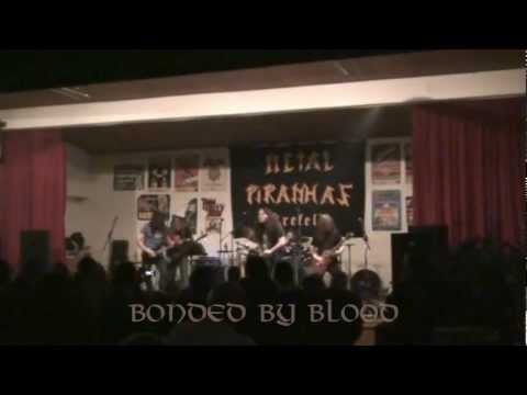 Metal Piranhas All Stars Project: Bonded By Blood (Exodus Cover)