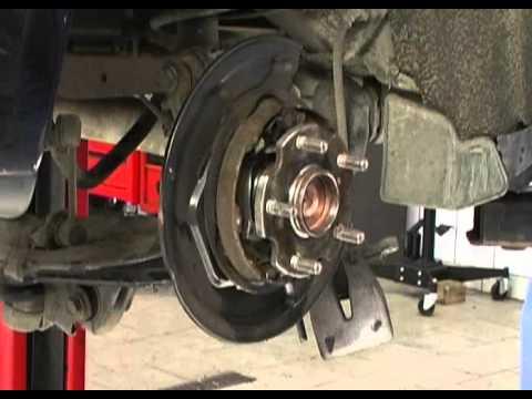 Wymiana Piasty zespolonej - Complex Automotive Bearings