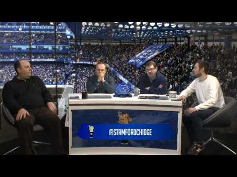 Hull City v Chelsea - Chelsea FanCast Pt. 2 13/01/14