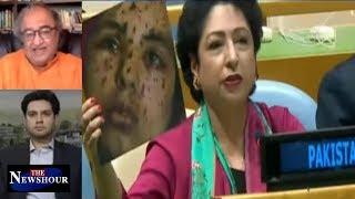 Pakistan Scores Self-goal, Shames Itself At UN   The Newshour debate (24th September)