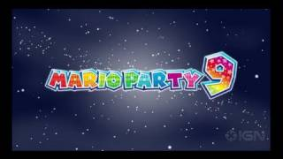 Mario Party 9- Teaser Trailer